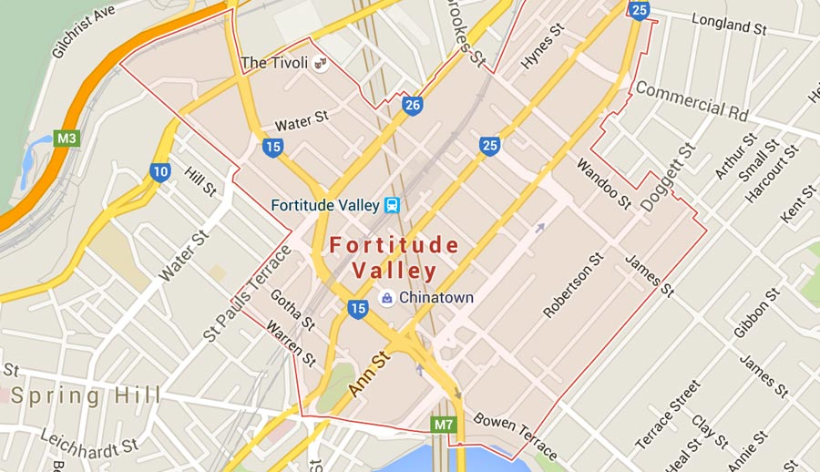 fortitude valley real estate